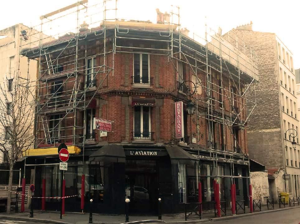 couvreur 92 facade bar