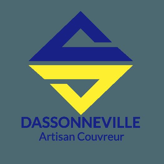 logo dassonneville avec tagline couvreur 92